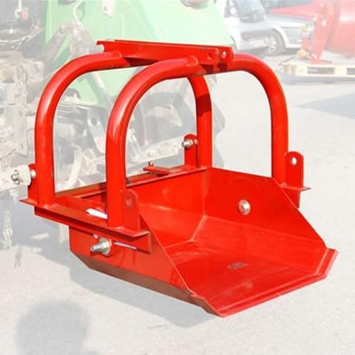 Heckschaufel für Traktor kippbar