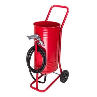 Sandstrahlgerät / Sandstrahler Mobil 30 Liter - Dema SSGM 30 – Bild $_i