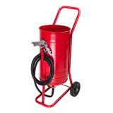 Sandstrahlgerät / Sandstrahler Mobil 30 Liter - Dema SSGM 30
