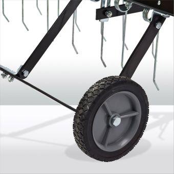 Vertikutierer / Rasenstriegel / Entmooser 100 cm für Rasentraktor – Bild $_i