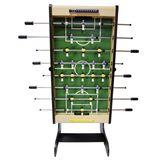 Klappbarer Kicker / Tischfußball platzsparend -Folding Soccer-