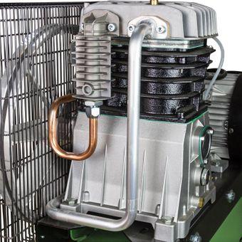 Druckluft Kompressor Kolbenkompressor Druckluftkompressor 11 bar 700/11/100 400V – Bild $_i