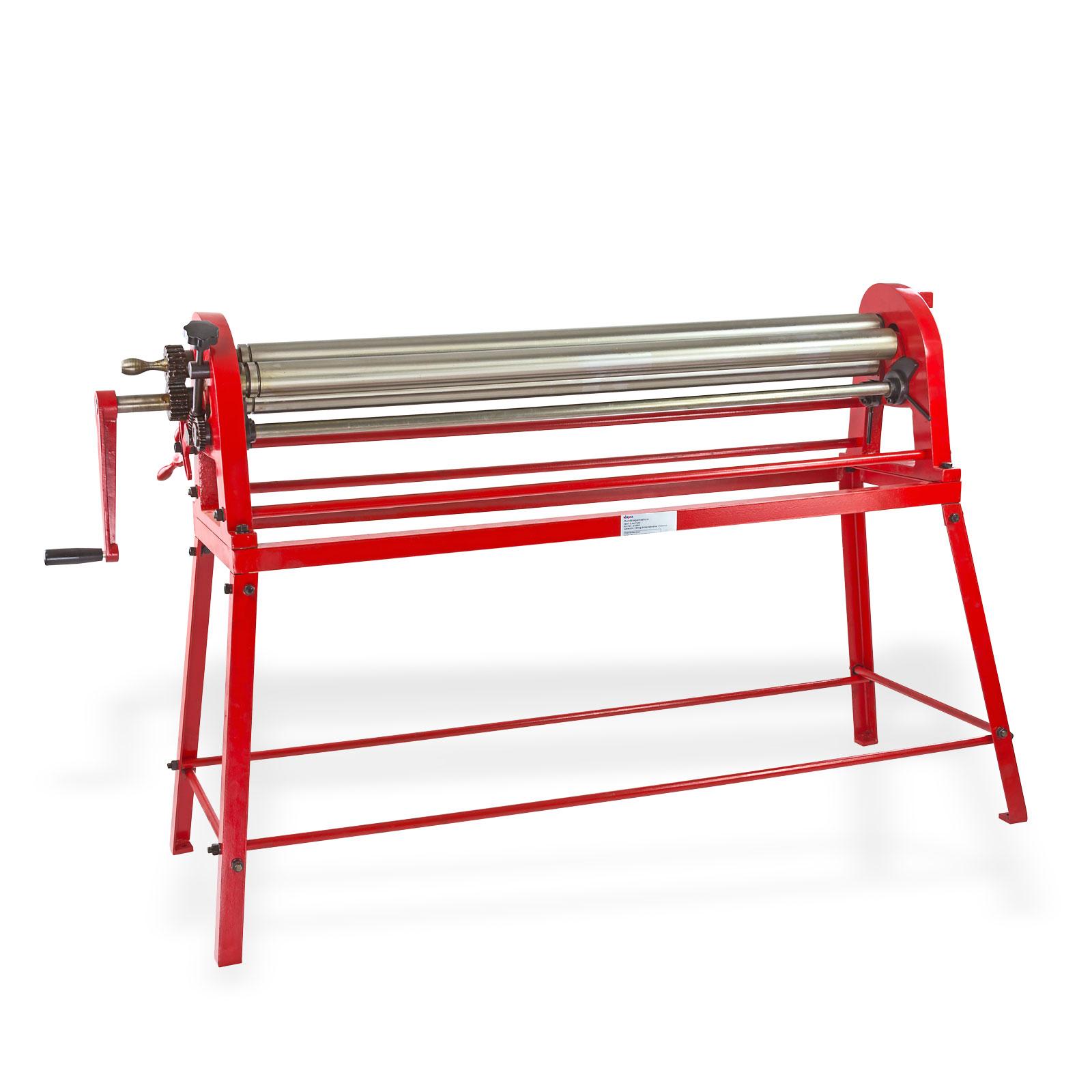 Dema Rundbiegemaschine / Rollenbiegemaschine W01-0,8x1300 mm 24390