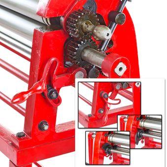 Rundbiegemaschine / Rollenbiegemaschine W01-0,8x1300 mm – Bild $_i