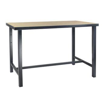 Werkbank / Werktisch 1200 x 600 x 850 mm