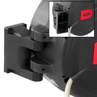 Wasserschlauchtrommel / Schlauchaufroller 30 Meter Automatik – Bild $_i