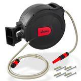 Wasserschlauchtrommel / Schlauchaufroller 30 Meter Automatik