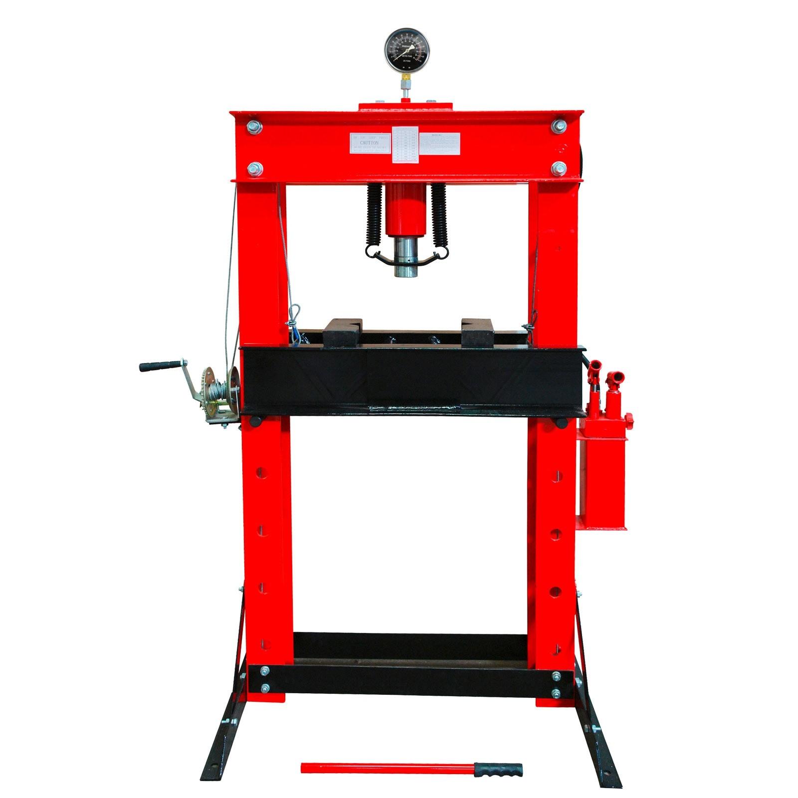 Dema Werkstattpresse hydraulisch 50 Tonnen Presse Hydraulikpresse 24482
