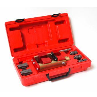 Bremsleitungs Bördelgerät 7-teilig im praktischen Koffer