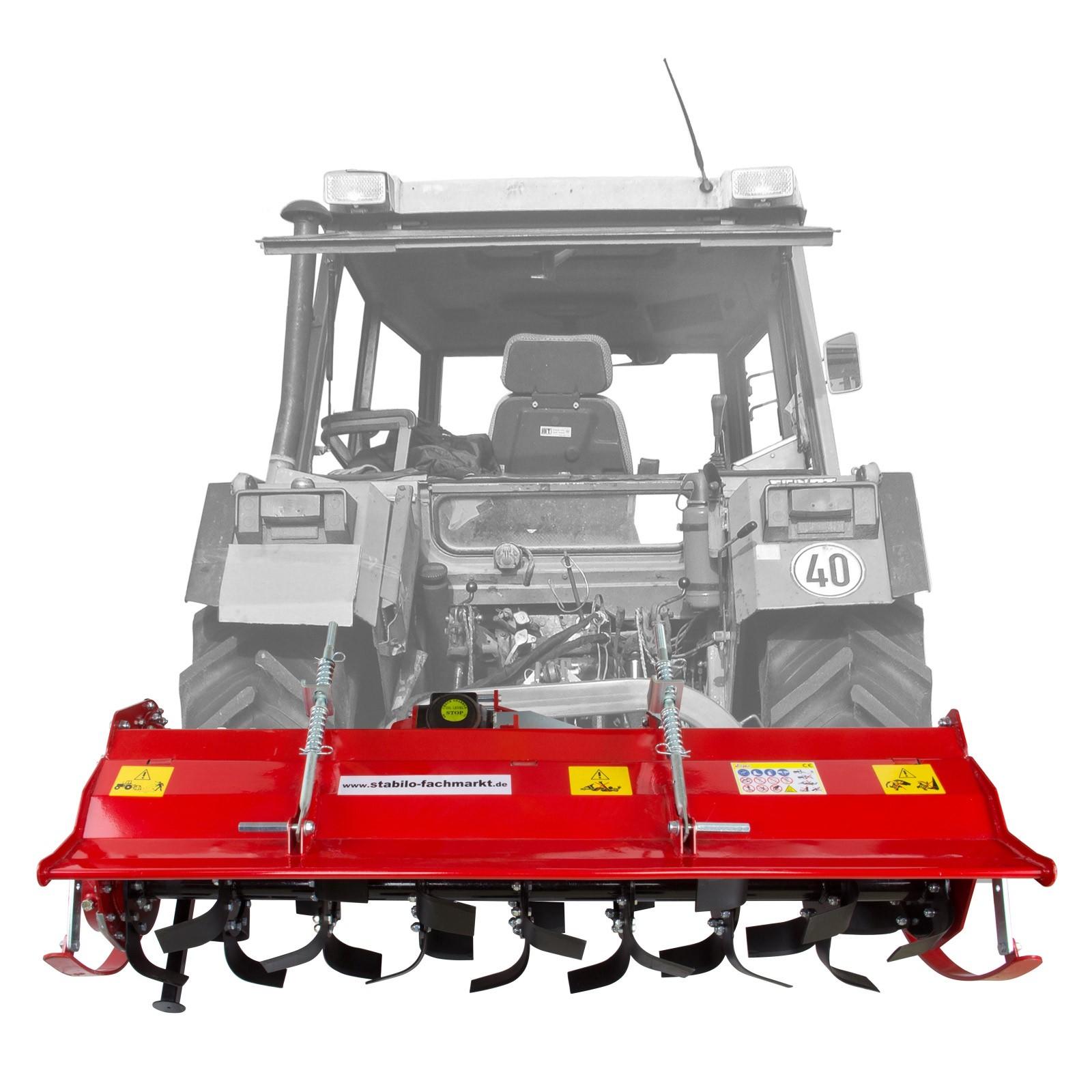 Dema Bodenfräse / Ackerfräse BF180 für Traktoren bis 50 PS 67812