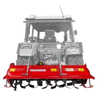 Bodenfräse / Ackerfräse BF180 für Traktoren bis 50 PS – Bild $_i