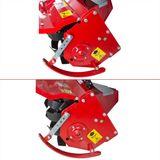 Bodenfräse / Ackerfräse BF180 für Traktoren bis 50 PS