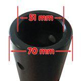 Ersatz Erdbohrer / Pfahlbohrer 150 mm