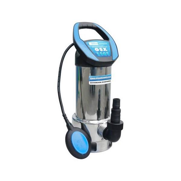 Güde Schmutzwassertauchpumpe Schmutzwasserpumpe Tauchpumpe Pumpe GSX 1101 Wasser 94604