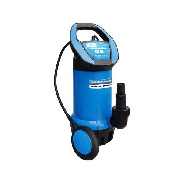 Güde Schmutzwassertauchpumpe / Schmutzwasserpumpe GS 4001 94601