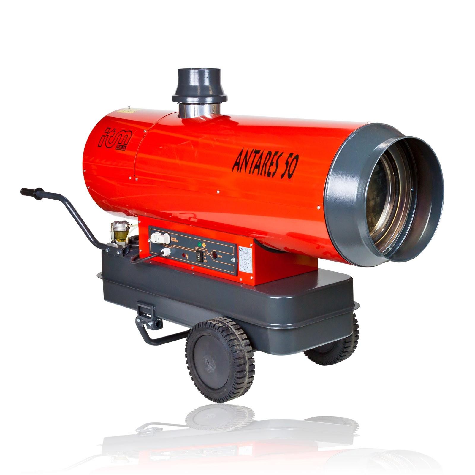 Stabilo-Sanitaer ITM Antares 50 Ölheizer / Heizkanone Öl 50 kW 12353
