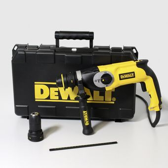 DeWalt Kombihammer SDS-plus 26 mm 800W D25124K – Bild $_i