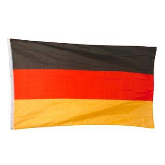 Deutschlandfahne / Deutschlandflagge 90x150 cm – Bild $_i