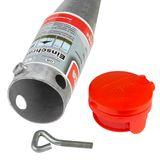 Einschraubbodenhülse Bodenhülse Bodendübel Einschraubhülse verzinkt 25-64 mm