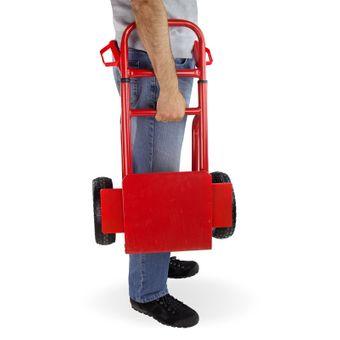 Sackkarre / Transportkarre 120 kg klappbar – Bild $_i