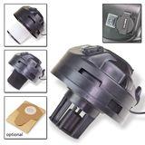 Nass- Trockensauger 45 Liter 1400 Watt NTS 45