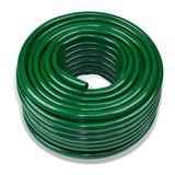 Gartenschlauch / PVC Wasserschlauch 3/4 Zoll - 50 m - grün - 3-lagig