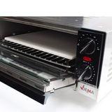 Pizzaofen / Flammkuchenofen 1500 W 18 L