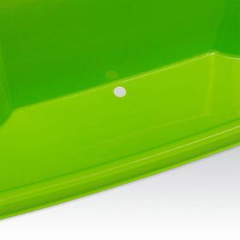 Dreier - Wippe / Kinderwippe grün – Bild $_i