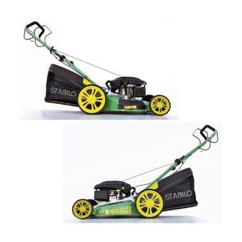 STABILO Benzin Rasenmäher Benzinrasenmäher Motormäher High Wheeler ST 510 Mäher – Bild $_i