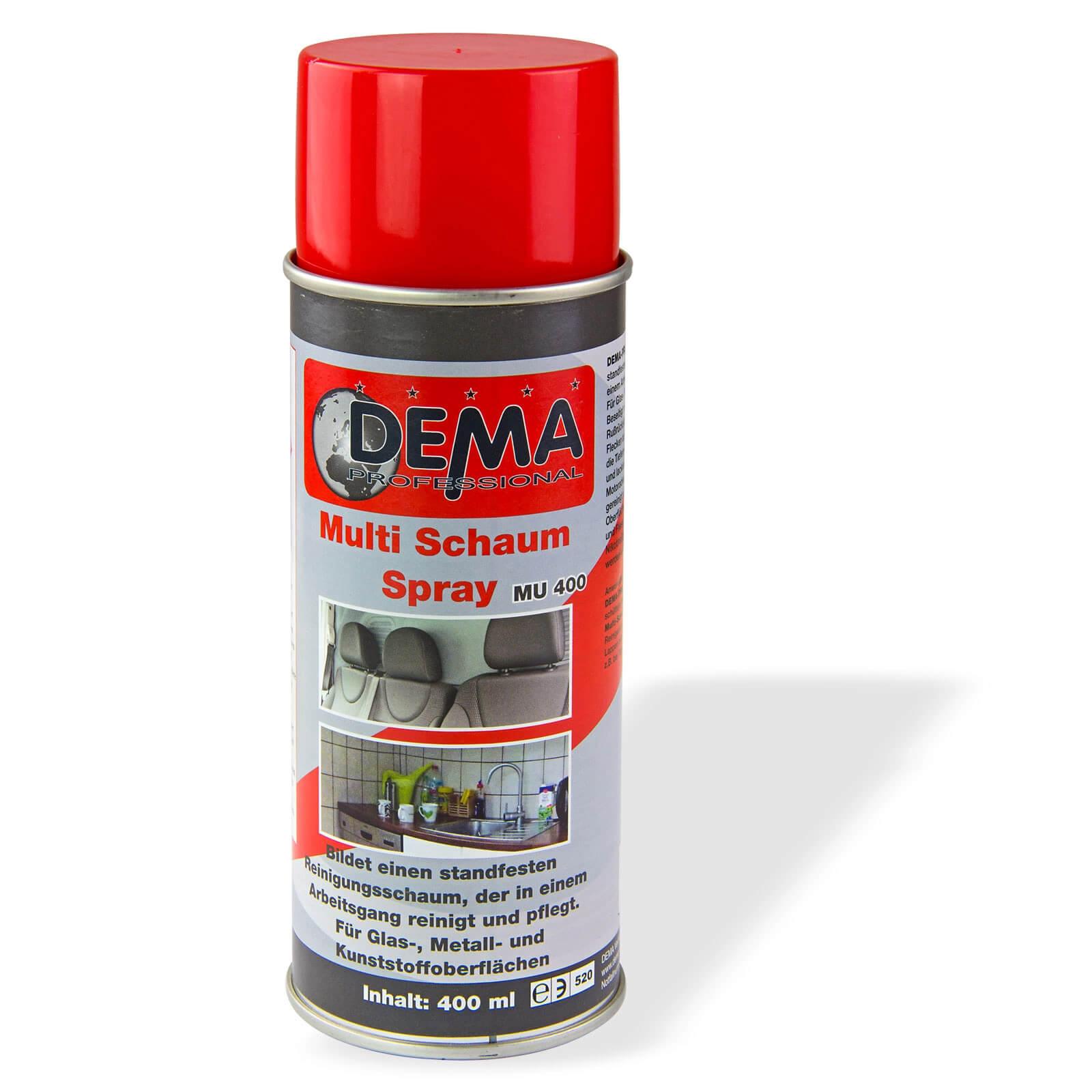 Dema Multi Schaum Spray PRO 400 ml 21096