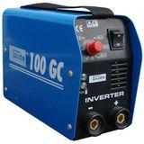 Güde Inverter Schweißgerät 100 GC Gleichstrom Schweißgenerator mit Zubehör