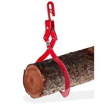 Holzzange / Schleppzange 450 kg 8 mm – Bild $_i