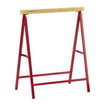 Klappbock / Unterstellbock 60 cm mit Holzauflage – Bild $_i
