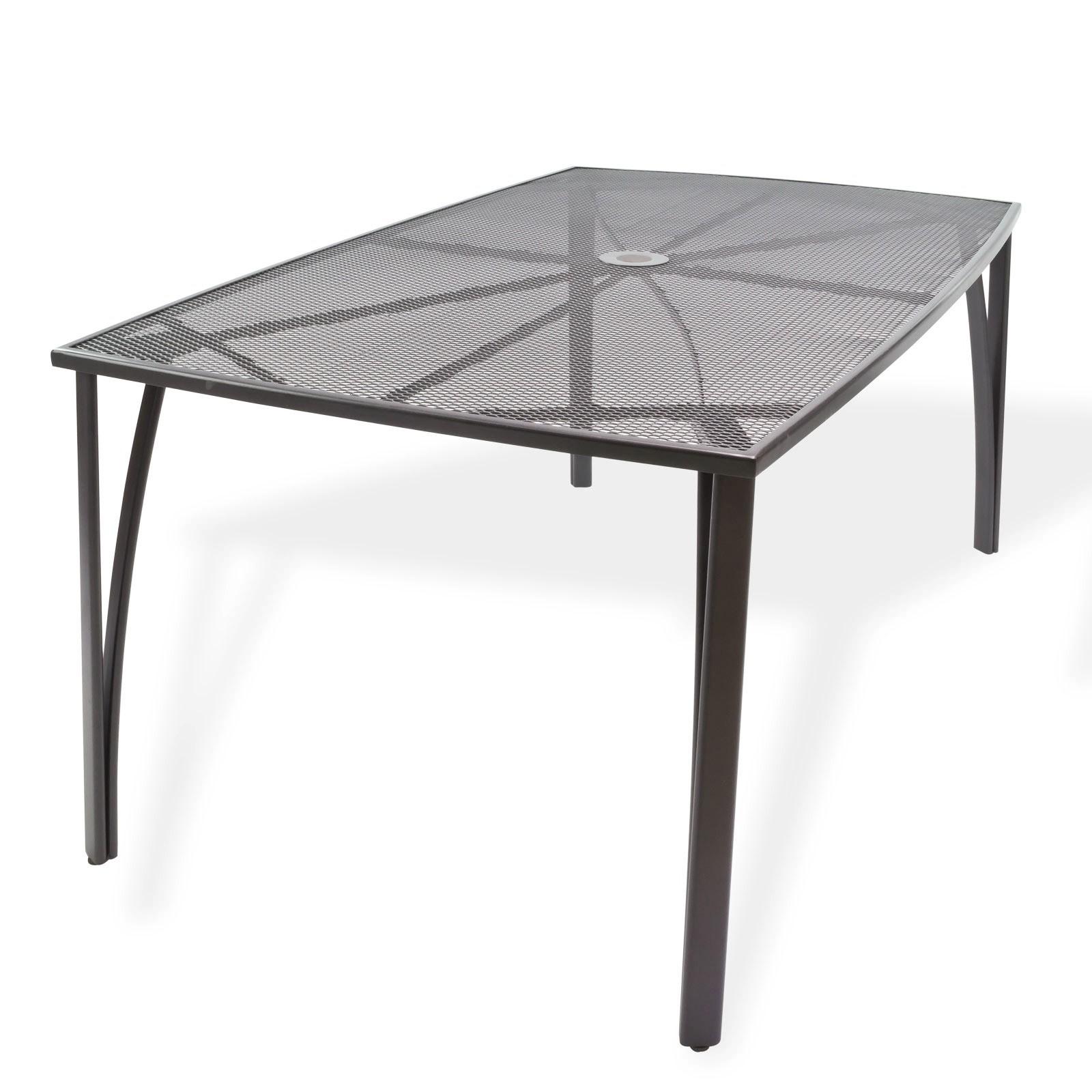 Gartenmobel Aus Streckmetall Set 1 X Tisch 4 X Stuhl