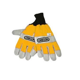 Oregon Forst Handschuhe Schnittschutz beidhändig gelb M-XL EN 381 – Bild $_i
