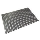 Schwere Ringgummimatte / Schmutzfangmatte 80x120 cm