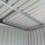 Gerätehaus / Gartenhaus Stockholm Metall 8,2 qm
