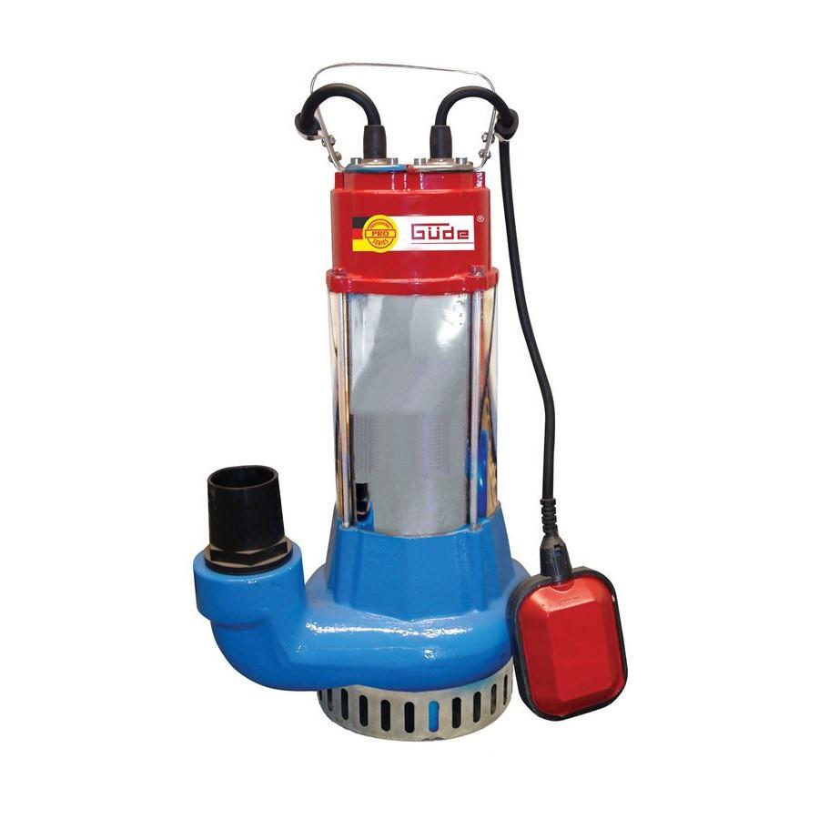Güde Schmutzwassertauchpumpe / Schmutzwasserpumpe PRO 1100A 75800