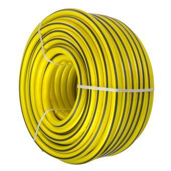 Premium Gartenschlauch / Wasserschlauch 3/4 Zoll 25 m knickfrei verdrehsicher – Bild $_i