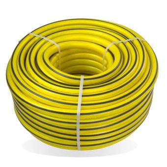 Premium Gartenschlauch / Wasserschlauch 1 Zoll 50 m knickfrei verdrehsicher – Bild $_i
