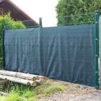 Sichtschutzzaun / Tennisblende 25x1,5 m