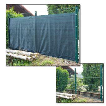 Sichtschutzzaun / Tennisblende 25x1,8 m – Bild $_i