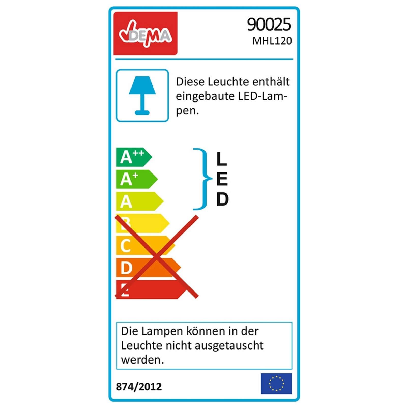 Motorhaubenleuchte / Motorhaubenlampe 36 LED