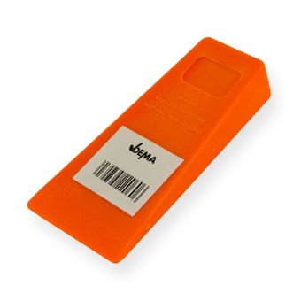 Spaltkeile / Fällkeile Kunststoff 8er-Set schlagzäh orange – Bild $_i