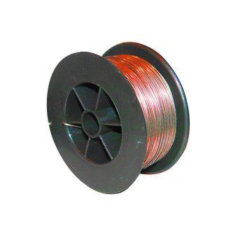 Güde Schutzgas Schweißdraht - Stahldraht verkupfert 0.8 mm / 5 kg