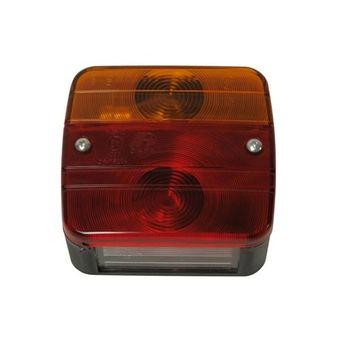 4 - Kammer-Schlußleuchte 12V mit Kennzeichen Beleuchtung – Bild $_i