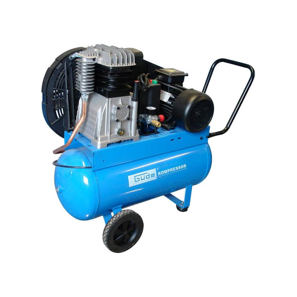 Güde Kompressor Kolbenkompressor Druckluftkompressor 580/10/50 EU 400V 50018
