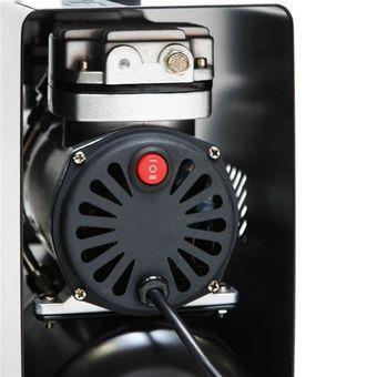 Profi Airbrush Kompressor / Doppelkolbenkompressor – Bild $_i