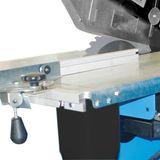 Güde Tischkreissäge GTKS 315/400V mit Gehrungsanschlag und Untergestell