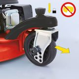 Güde Benzin Rasenmäher Big Wheeler Trike 465D